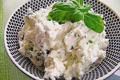 Feta - Aufstrich mit Oliven