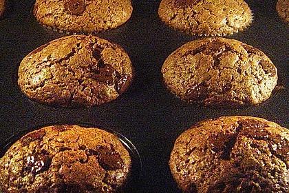 American Brownie Muffins 49