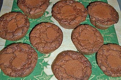 American Brownie Muffins 37