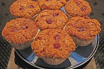 American Brownie Muffins 75