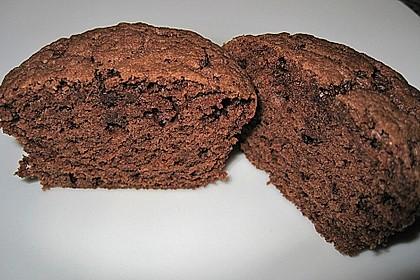 American Brownie Muffins 10