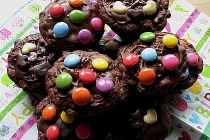 American Brownie Muffins 28