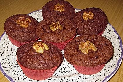 American Brownie Muffins 61