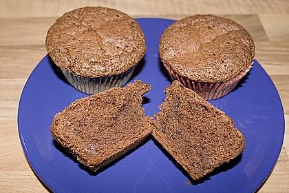 American Brownie Muffins 43