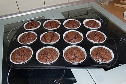 American Brownie Muffins 35