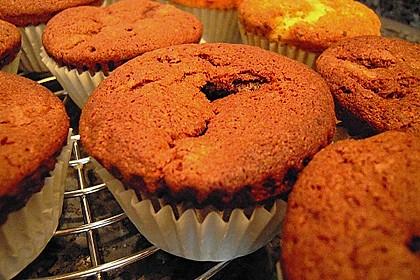 American Brownie Muffins 46