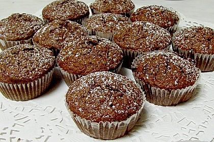 American Brownie Muffins 19