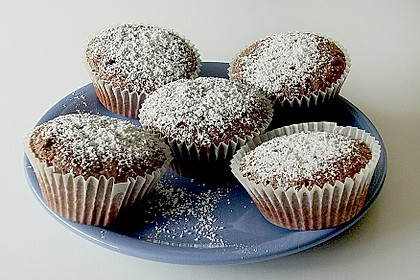American Brownie Muffins 15