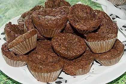 American Brownie Muffins 23