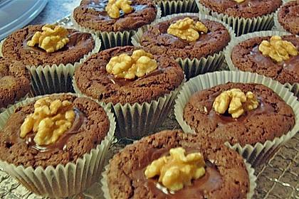 American Brownie Muffins 70