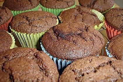 American Brownie Muffins 14