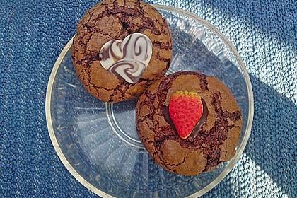 American Brownie Muffins 13