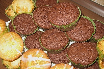 American Brownie Muffins 36