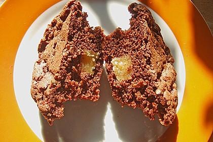 American Brownie Muffins 88