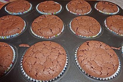 American Brownie Muffins 50