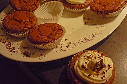 American Brownie Muffins 25