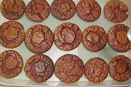 American Brownie Muffins 26
