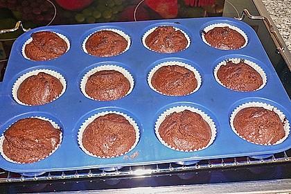 American Brownie Muffins 85