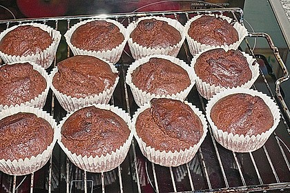 American Brownie Muffins 76