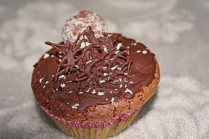 American Brownie Muffins 8
