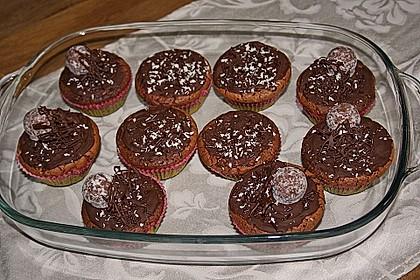 American Brownie Muffins 40