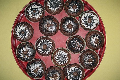 American Brownie Muffins 1