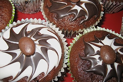 American Brownie Muffins