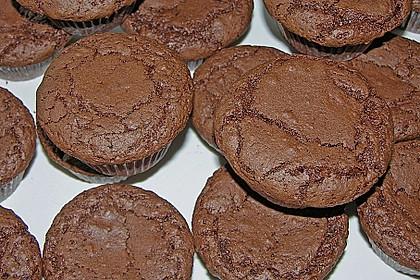 American Brownie Muffins 29