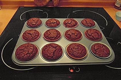 American Brownie Muffins 57
