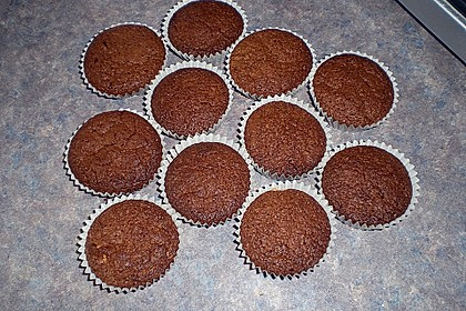 American Brownie Muffins 32