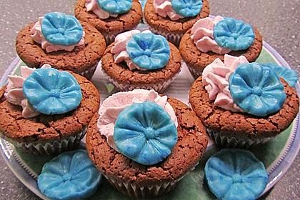 American Brownie Muffins 39