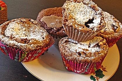 American Brownie Muffins 72