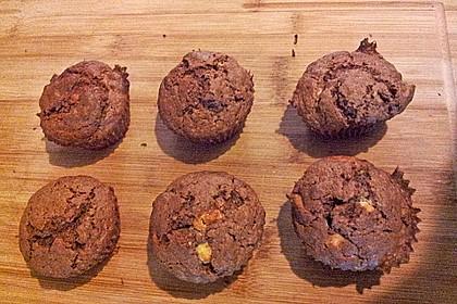 American Brownie Muffins 89
