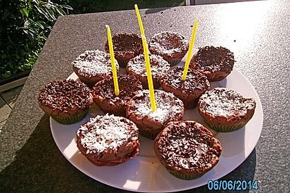 American Brownie Muffins 66