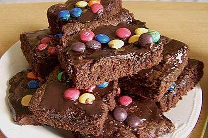 American Brownie Muffins 51