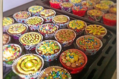 American Brownie Muffins 5