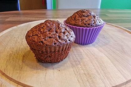 American Brownie Muffins 83