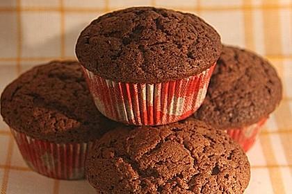American Brownie Muffins 11