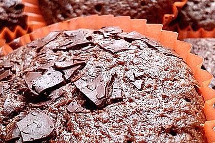 American Brownie Muffins 20