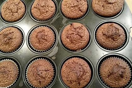 American Brownie Muffins 65