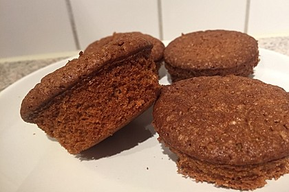 American Brownie Muffins 64