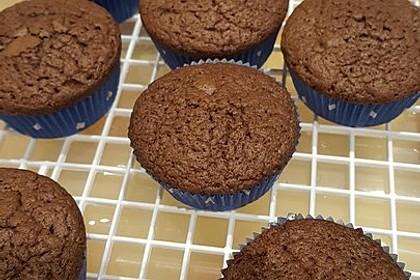 American Brownie Muffins 63