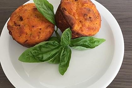 Arrabiata - Muffins 1