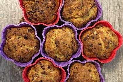 Arrabiata - Muffins 4