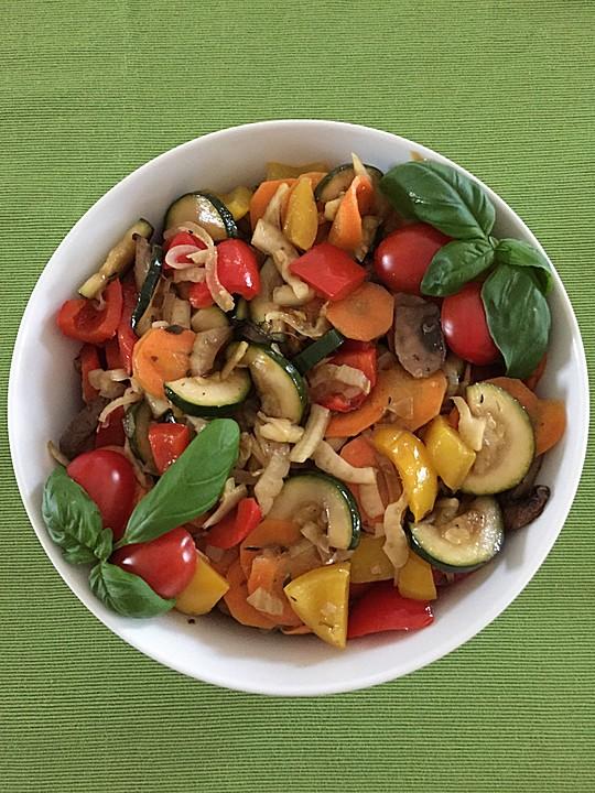 Pfiffige salate zum grillen