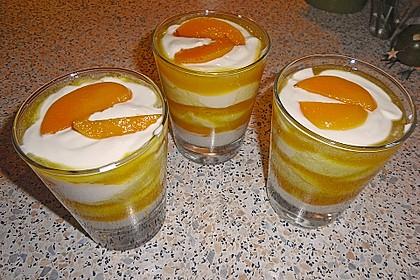 Joghurt-Maracuja Nachspeise 2