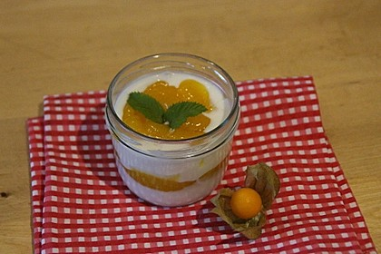 Joghurt-Maracuja Nachspeise 15
