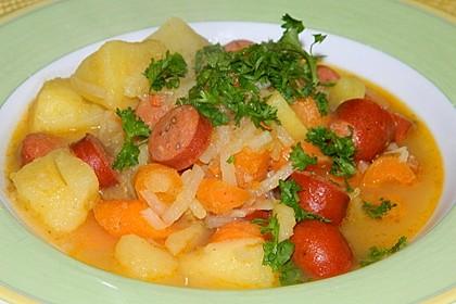 Seelenwärmer - Gemüseeintopf 6