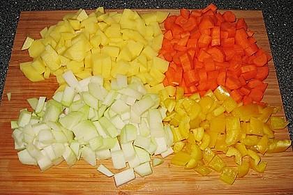 Seelenwärmer - Gemüseeintopf 47