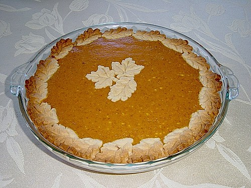 Pumpkin Pie 0